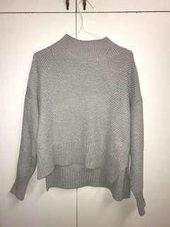 Grey knit brand new