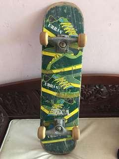 Papan skateboard full equip
