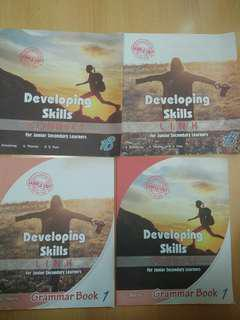 developing skills 1(uncorrected proof copy)
