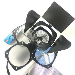 Sunpro 935F Reporter Light Dichroic Filter