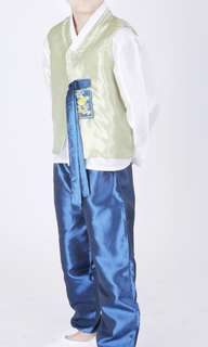Boy Korean costume