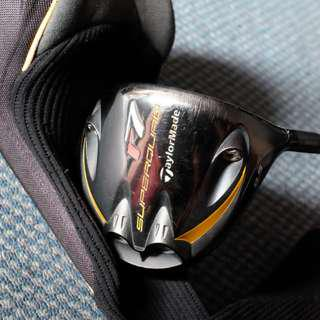 Driver TaylorMade R7 Superquad All Black Edition