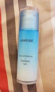 Laneige emulsion