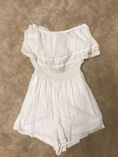 Brand new play suit (never worn)