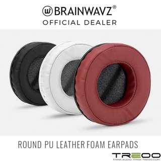 Brainwavz PU Leather Round Replacement Earpads