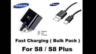 🚚 Fast charge charger for Samsung Note8 / S8 / S9