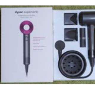 Dyson Supersonic Pink BRAND NEW