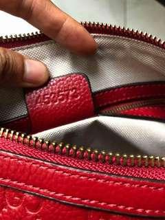 japan gucci bag no dust bag