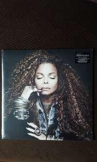 BN Vinyl Record - Janet Jackson Unbreakable