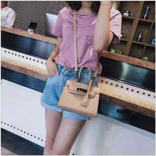 [Pre-order] Kelly Style Shoulder Bag