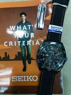 代購 日本品牌 藍寶石玻璃 精工 機械錶 seiko watch Wang Leehom 王力宏 SRPC75 SRPC SRPC75K1
