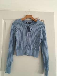 Dangerfield Baby Blue Sweater