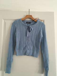 Dangerfield Baby Blue Sweater