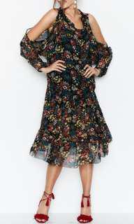 "ALICE MCCALL ""Lilou"" dress in Night Bloom"