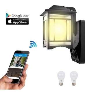 (527) HOMSCAM Smart Security Light
