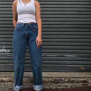 2000s carharrt mom jeans