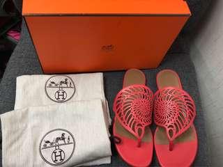 Hermes 拖鞋