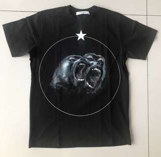 Givenchy Monkey Brothers T-Shirt ( old season)