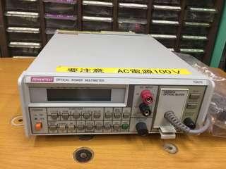 光功率多用表 Advantest OPTICAL POWER MULTIMETER TQ8215