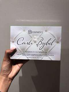 Carli Bybel x bh cosmetics