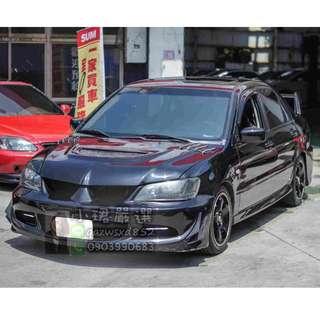 MITSUBISHI 2002 LANCER