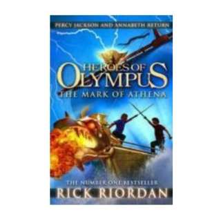 [Brand New] The Mark of Athena (Heroes of Olympus Book 3)