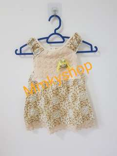 Fashion kids girls dress