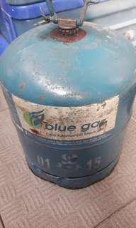 Blue gaz