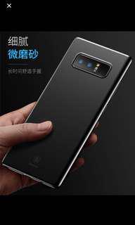 🚚 Samsung note8 slim case