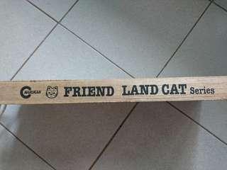🚚 【二手】MARUKAN木製貓抓板