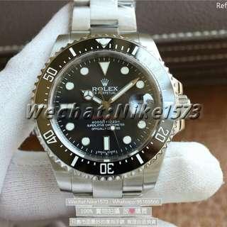 勞力士 Rolex 海使型 Sea-Dweller M126600-0001