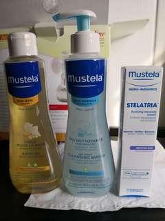 Mustela items