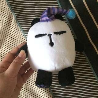 Panda-a-Panda Sleeping Plush Soft Toy