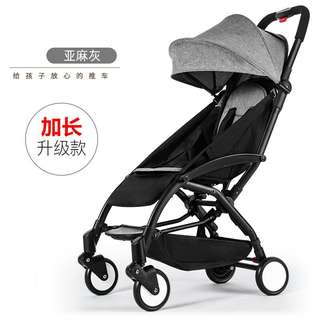 In stock babyyoya baby  stroller/babyyoya baby  pram/one hand close
