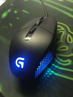 Gaming mouse Logitech G302