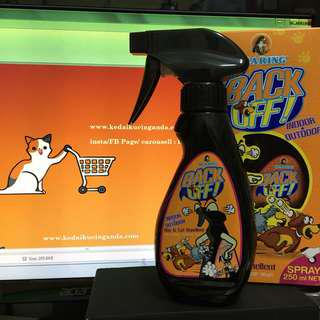 Back Off - Cat Repellent