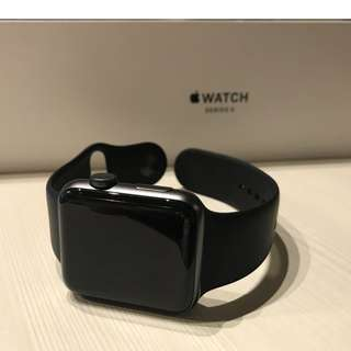 Apple Watch Series 3 (Non Cellular, GPS only) 42 mm with 6 months warranty