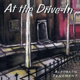 At The Drive In - Acrobatic Tenement LP vinyl record punk hardcore rock progressive indie mars volta