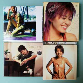 本地歌手CD/Karaoke VCD