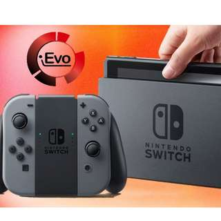 NINTENDO SWITCH BUNDLE (Installment Plan )