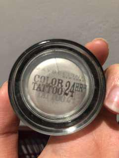 Maybelline color tatto eyeshadow