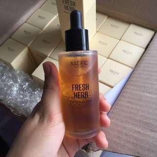 Fresh herb serum natural pacific 50ml