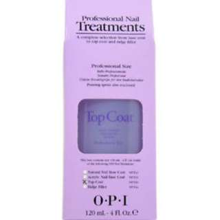 🚚 OPI top coat refill 120ml