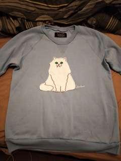 Lenko Limited Edition Cat sweater