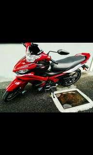 Yamaha 135LC V4 super sport