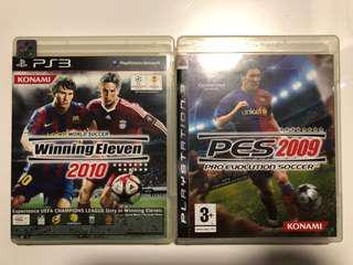 PS3, PS3 遊戲, Soccer, 足球, PES, WINNING ELEVEN