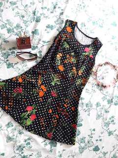 SALE! FLORAL DRESS