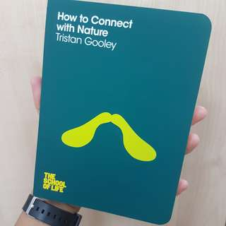 How to Connect with Nature - Tristan Gooley, The School of Life