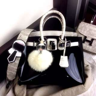 PO.3-5hari. Eliza bag. Size 25x13x18cm. (LIMITED STOCK).