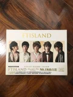 Beautiful hits for Asia FTisland